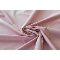 Простыня поплин пыльно розовый