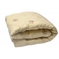 Одеяло верблюжья шерсть  (300 гр Тик )