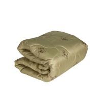 Одеяло верблюжья шерсть  (300 гр П/Э )