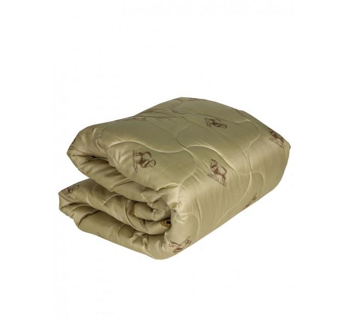 Одеяло верблюжья шерсть П/Э